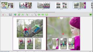 F-Foto, Wie erstellen Sie ein Fotobuch in 5 Minuten