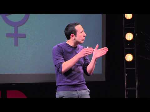 Pink and Blue: Communicating Gender to Children | Anthony Schullo | TEDxNorthCentralCollege