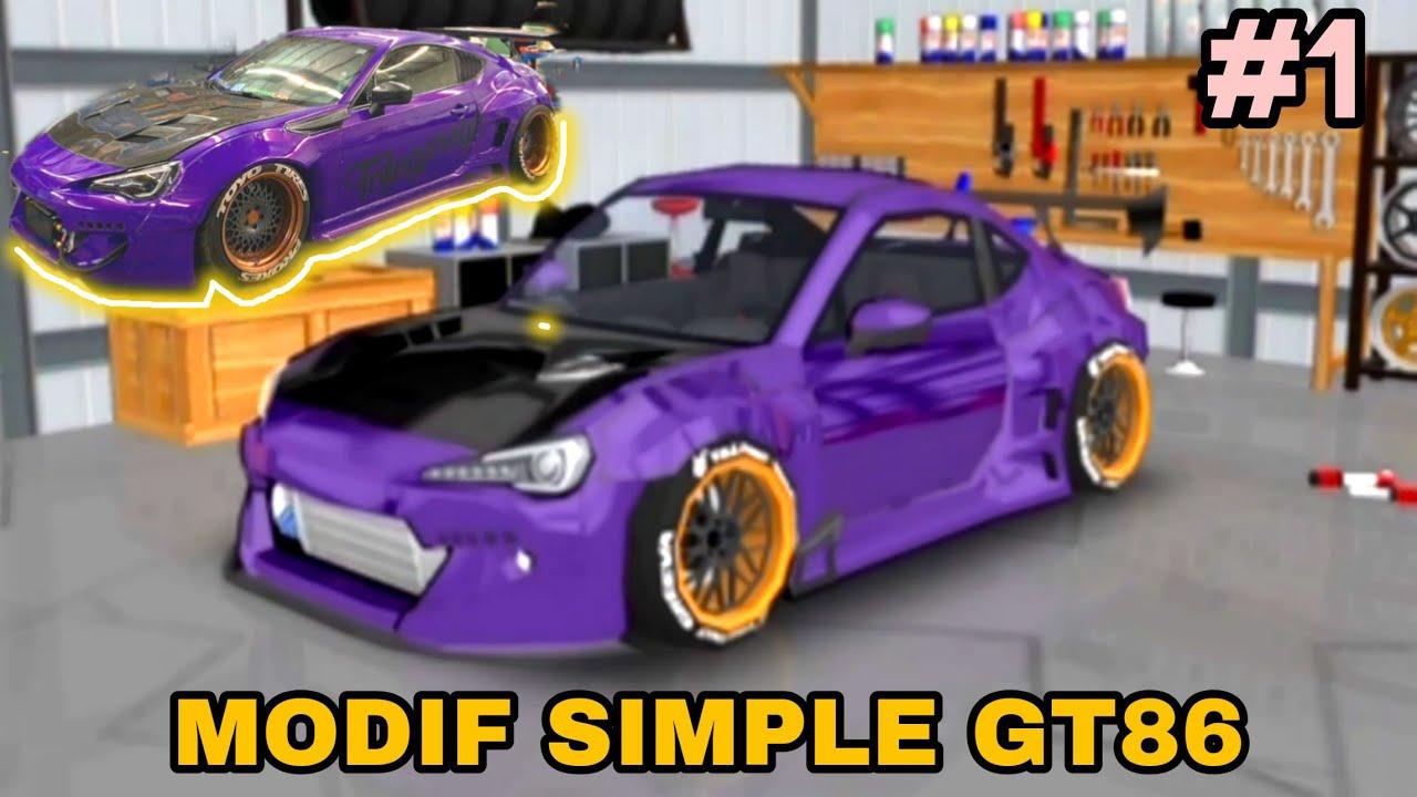 Modif Simple Gt86 Di Fr Legends Fr Legends 2020 Youtube