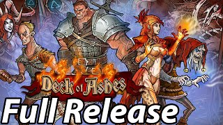 Deck of Ashes (Full Release) Gameplay - Magnus Campaign