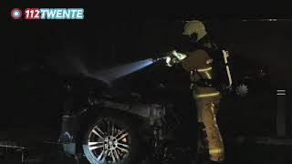 112Twente.nl - Autobrand Enschede 17-02-2020