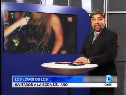América Noticias - 120715 - Los mejor y peor vestidos