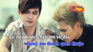 [Karaoke]Khó - Nam Cường & Khắc Việt