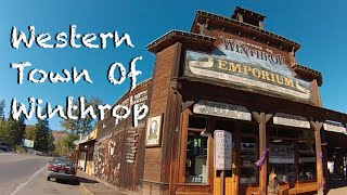 Old Western Town of Winthrop