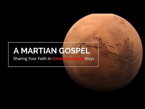 A Martian Gospel