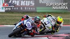 ESBK Navarra 2019: Carrera de Supersport
