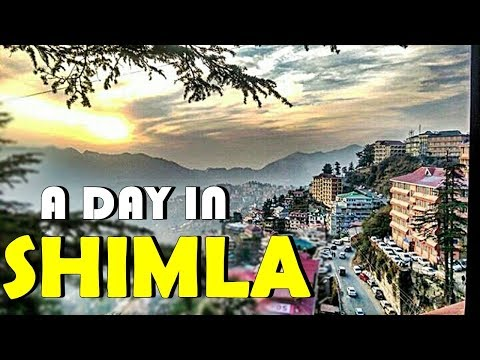 Shimla Tour || Most Visited Tourist Place In India || Traveling India || shimla october january ||