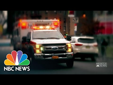 U.S. Records More Than 11 Million Covid-19 Cases | NBC Nightly News