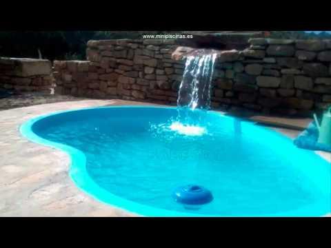 Barpool piscinas prefabricadas modelo minipiscina a3 by - Minipiscinas para terrazas ...