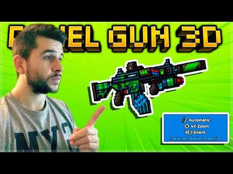 Pixel Gun 3D | We Won EVERY Game While Using Eliminator Z2 Mythical Primary Weapon