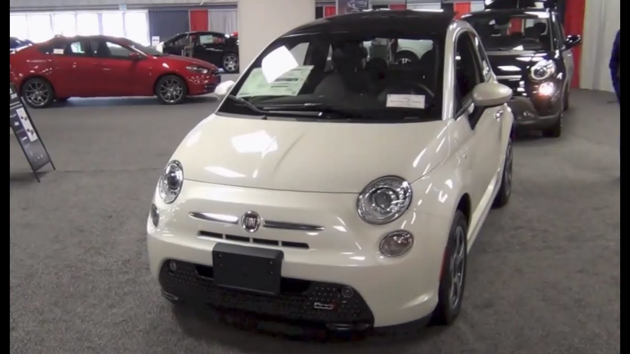 review watch electric car test youtube video fiat drive
