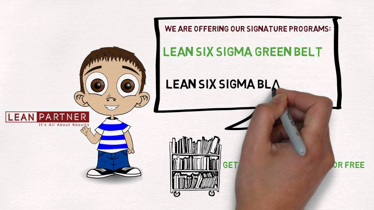 Free Lean Six Sigma Green Belt Free Lean Six Sigma Black Belt