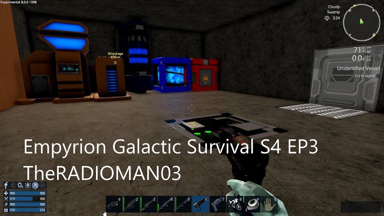 Empyrion Galactic Survival Alpha8 S4 EP3