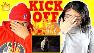 """MY DAD REACTS TO Eminem - """"Kick Off"""" (Freestyle) REACTION"""