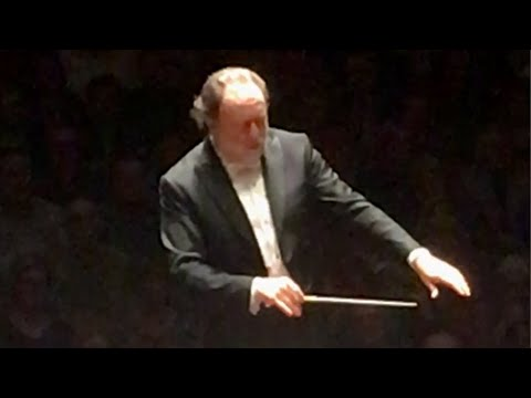 Beethoven 5th Symphony - 2nd Movement - Riccardo Chailly - Orchestra della Scala