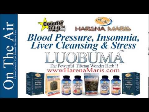 Blood Pressure, Insomnia, Liver Cleansing & Stress.Radio Interview CKXS 99.1 FM. Dec. 1, 2014