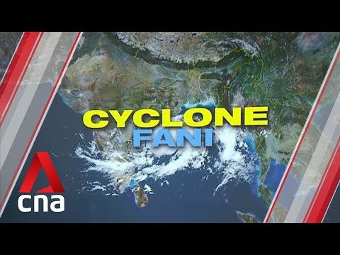 India braces for Tropical Cyclone Fani