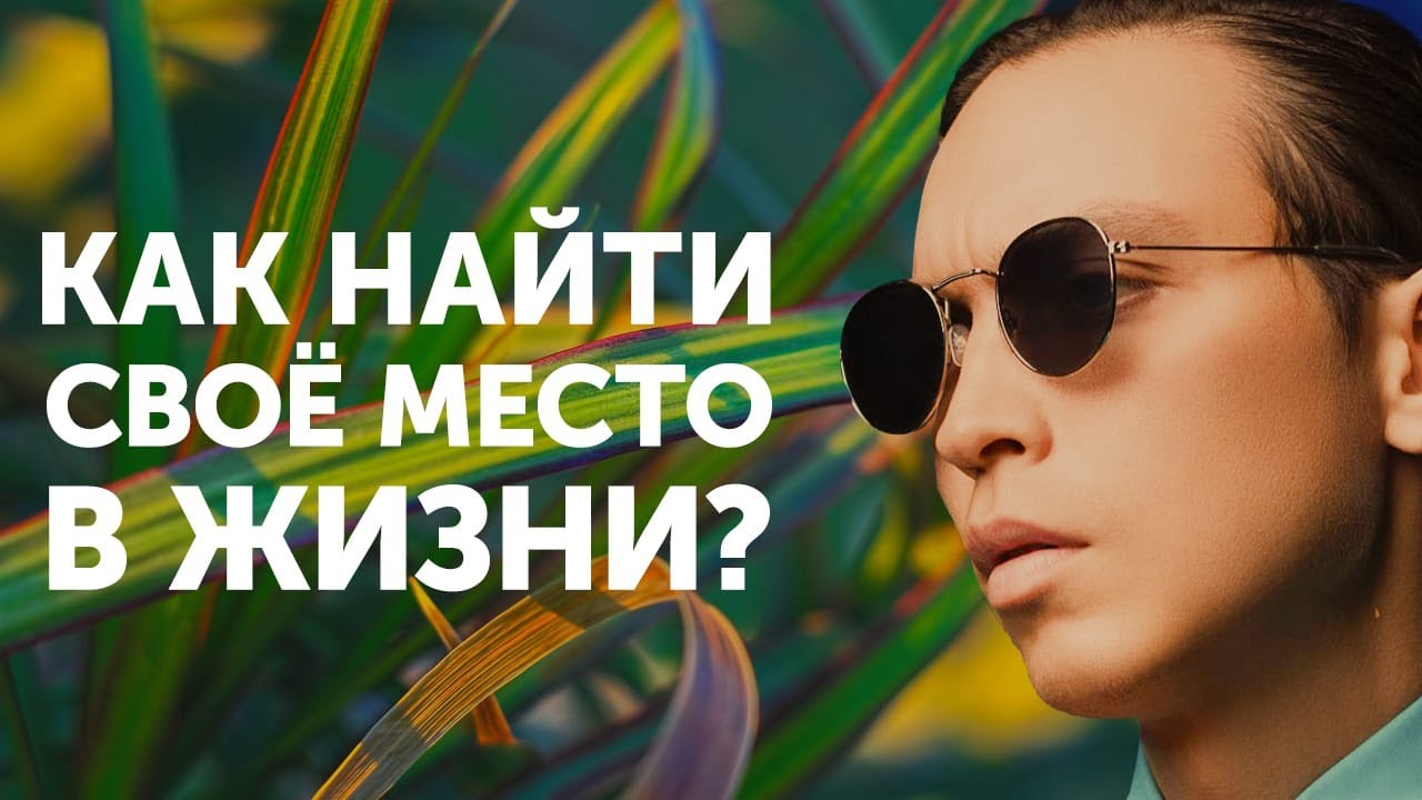 Как найти свое место в жизни? Михаил Дашкиев и Петр Осипов ...