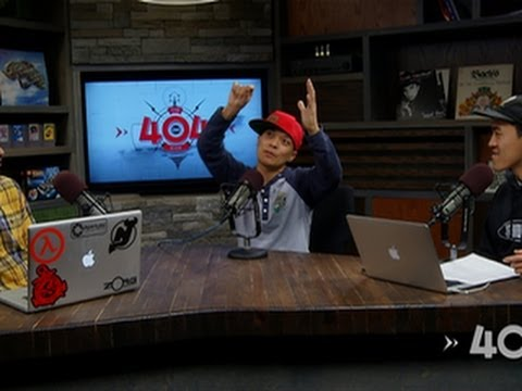 The 404 - Ep. 1418: Where we scratch the outer limits with DJ Qbert
