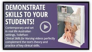 Clinical Psychomotor Skills Video Sample
