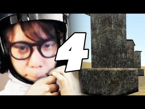 Garry's Mod Hilarious Racing | รถแข่งมหาสนุก | ตอนที่ 4/5