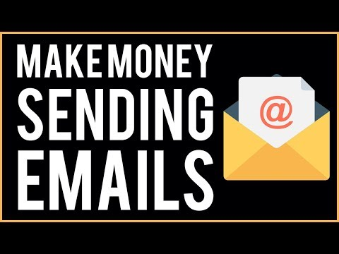 EARN MONEY Sending Emails Without Investment - Work Online Now and GET PAID!