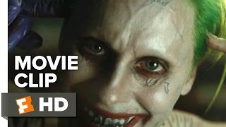 Suicide Squad Movie CLIP - Really, Really Bad (2016) - Jared Leto Movie