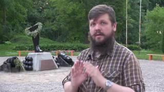 Видеозарисовка №37: о русском языке в Латвии