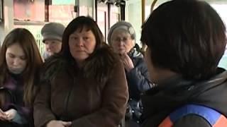 В Ярославле новая электронная система может заменить кондукторов в общественном транспорте(, 2014-10-29T14:43:49.000Z)