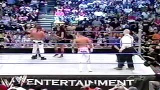 MNM (Joey Mercury & Johnny Nitro) vs. Danny Doring & Roadkill