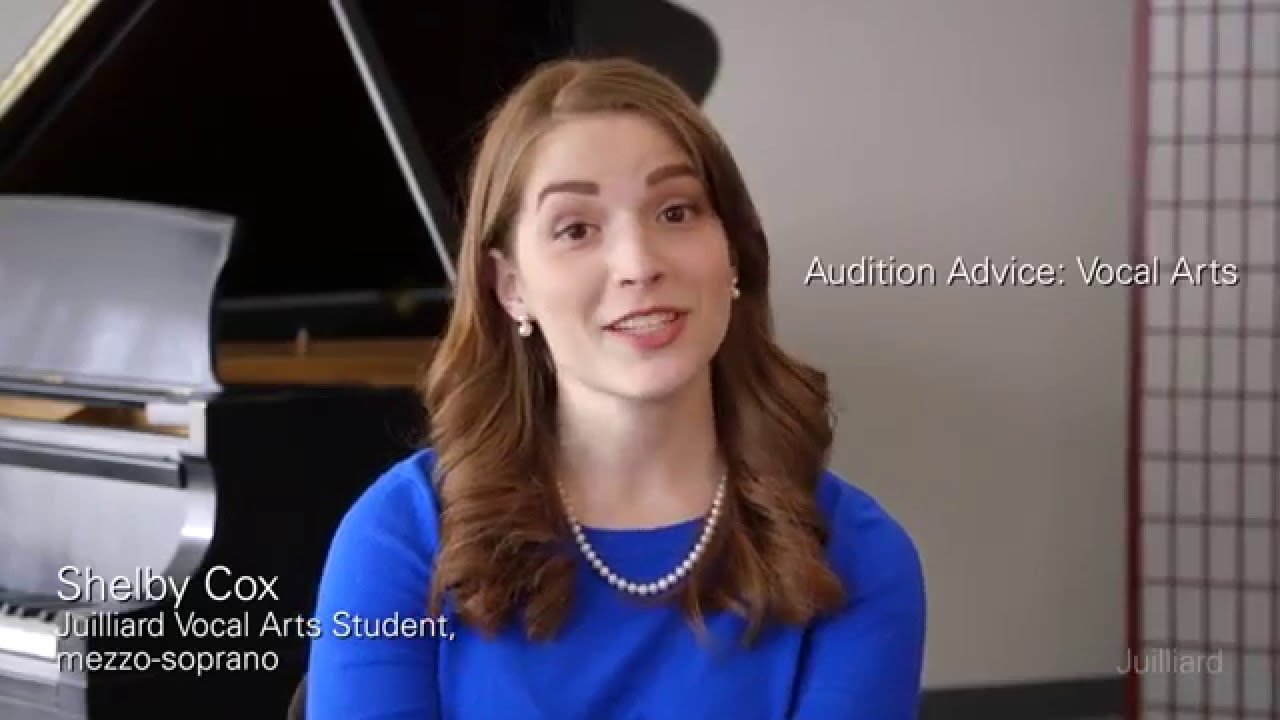 Juilliard Admissions Insider: Advice for Prospective Vocal Arts Students