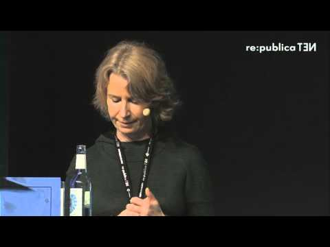 re:publica 2016 – Rikke Frank Joergensen: Online platforms as human rights arbiters on YouTube