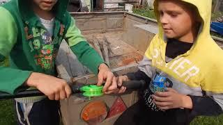 Будни Перовых часть 3\\Прислали из Новосибирска девочкам наряды\\Мужики на рыбалке\\
