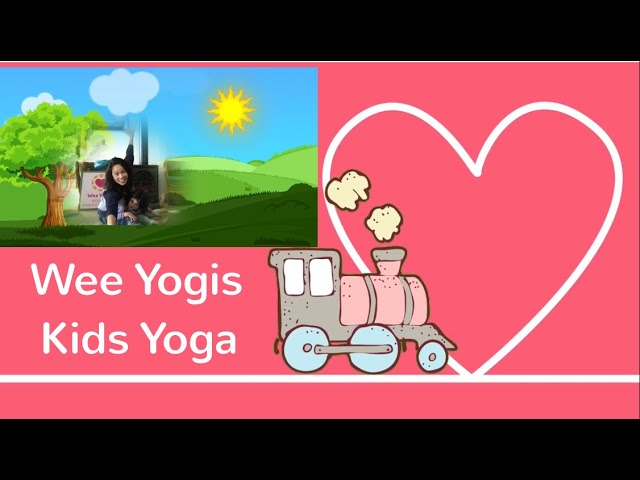 Stewie the Train/ Wee Yogis Adventure