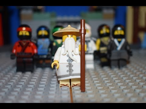 The Lego Ninjago Movie The Series Official Season premiere Episode 1 Rising