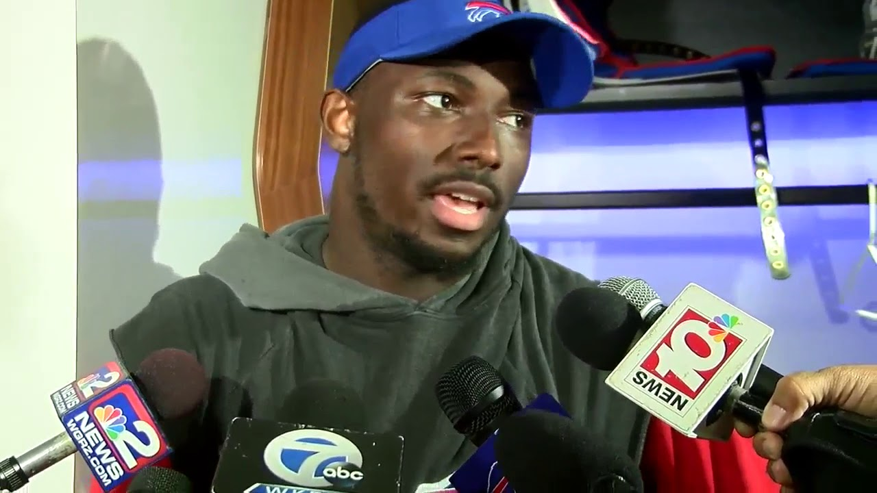 LeSean McCoy says Colin Kaepernick 'not good enough' as a player to be worth ...