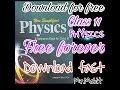 sl arora physics class 11 pdf  physics class 11 physics class 11 pdf download technical mohit