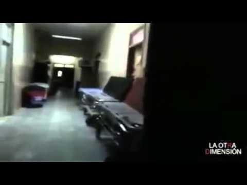 Fantasma en el hospital regional