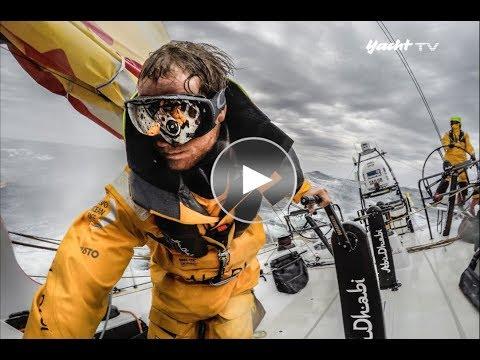 Volvo Ocean Race 2014/15: Die große Doku zum Rennen um die Welt