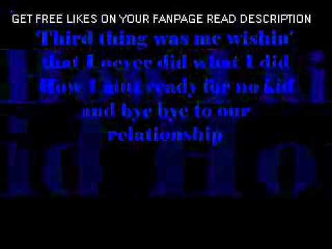 Usher confessions part 2 with lyrics!!!