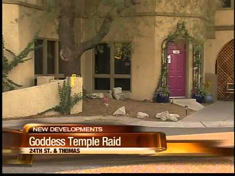 Authorities Look For More To Arrest In PHX 'temple' Case