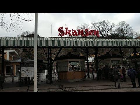 Skansen Open Air Museum and Zoo | Stockholm | Sweden