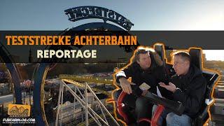 Teststrecke Steiger Interview | Funfair Blog #91 [HD]