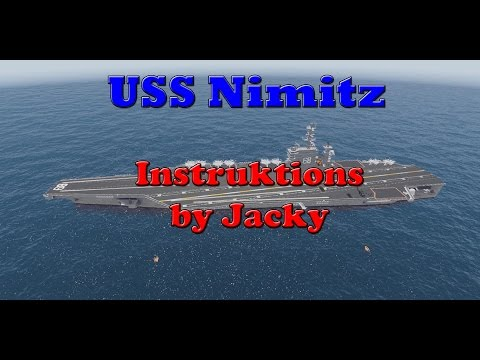 Arma3 Nimitz Instructions