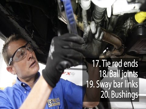 Vehicle inspection: What Pennsylvania mechanics look for