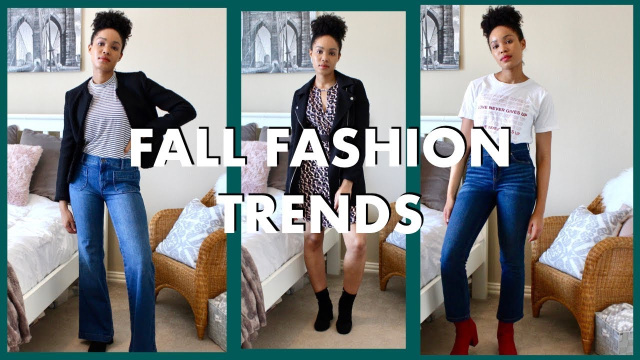 How to Style Fall Fashion Trends 2018 | Fall Outfits! 7