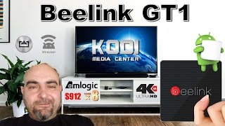 Mr.G Unboxings.  Beelink GT1 16GB [Ελληνικά]