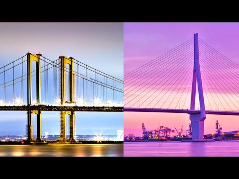 Dueling MEGA-Bridges | China