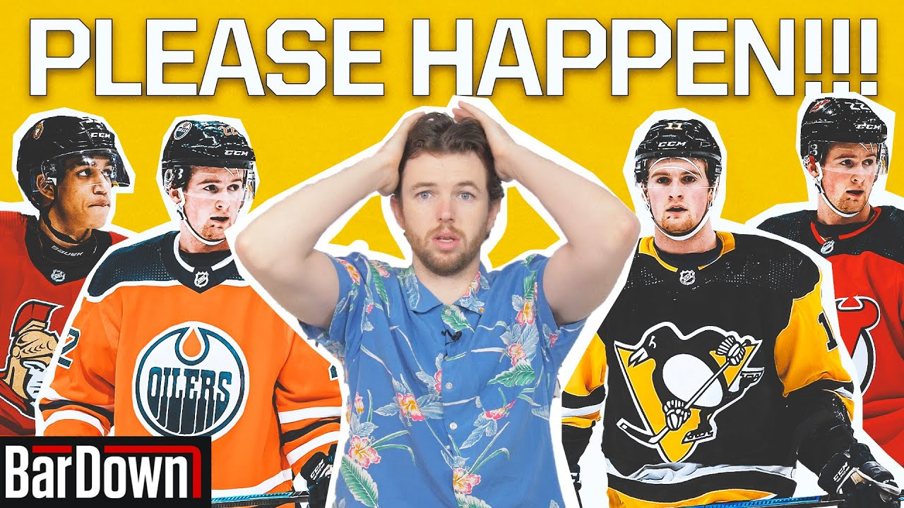 Eight outrageous issues that COULD occur within the 2020 NHL Draft - TSN thumbnail