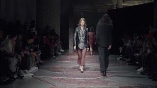 'Anadolu Rock' Desenleri Paris Moda Haftası'nda